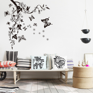Image 3 - Autocollants muraux décoratifs en Pvc