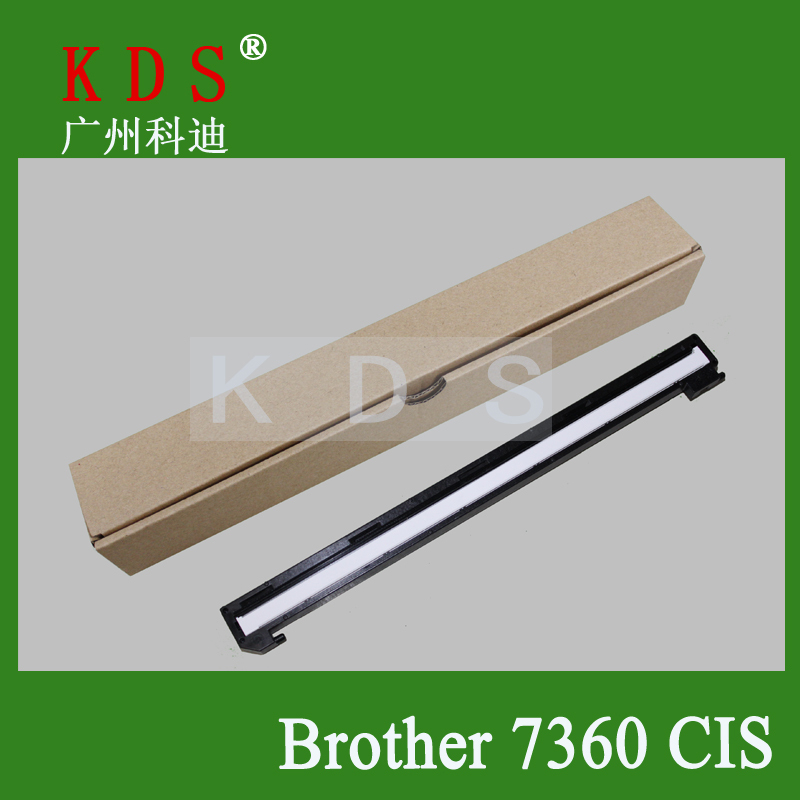 Free Shipping Printer Consumable Scanner Head For Brother 7360 Scanner Unit A-one Quality CIS Sensor free shipping cis scanner for brother mfc 210c printer parts