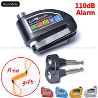 Motorcycle Scooter Bicycle Anti theft Wheel Brake Disc Lock Locker Security Alarm For YAMAHA YZF R15 R25 R3 R1 R1M R1S R6
