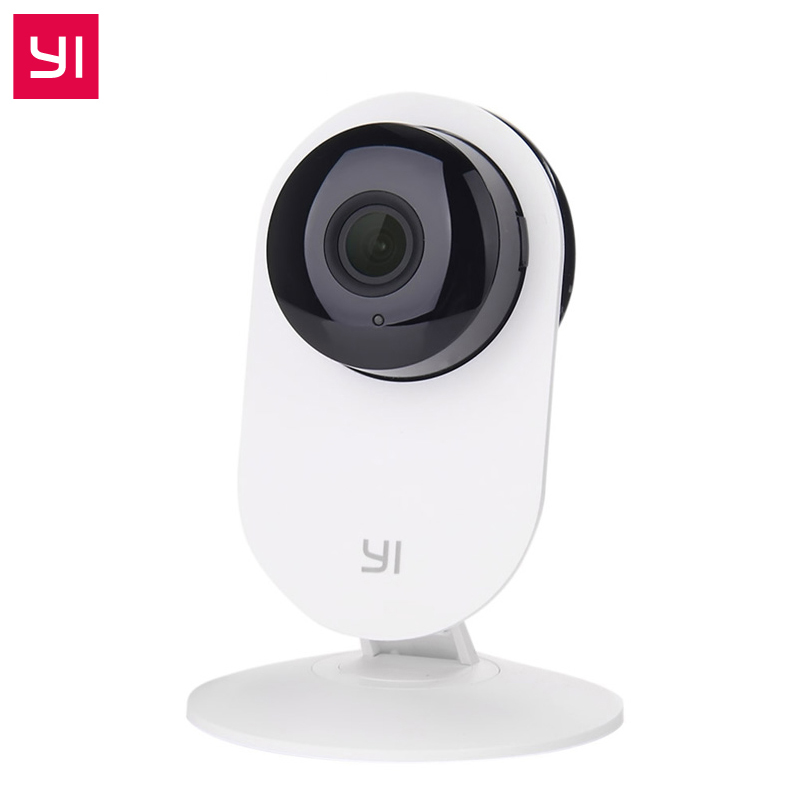 YI Home font b Camera b font 720P HD Video Monitor IP Wireless Network Surveillance Security