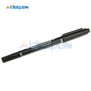 Image 2 - Marqueur dencre pour circuits imprimés CCL, noir 5 pièces, Double stylo pour bricolage réparation PCB diagramme de Circuit imprimé CCL