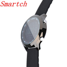 Smartch 2017 New bluetooth smart watch EX18 waterproof IP67 swimming sleep monitor call SMS reminder wrist watch For IOS Android
