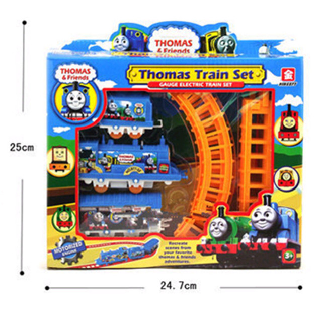 Thomas Train Set Electric Train Thomas And Friends