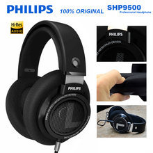 883552d98a3 Original Philips SHP9500 HIFI Headphone 50mm Large Dynamic Driver ANC  Supported 3m-long headset for