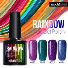2017 Fashion Neon Nail Gel Polish Soak Off UV Colorful Nail Colors