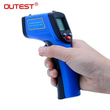New Non contact Digital Laser infrared thermometer GM531 50 530C 58 875F 0 1 1 0
