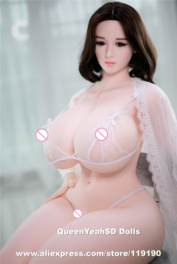 NEW 159cm Huge Breast Real Silicone Sex Dolls Male Fat Big Ass Sex Doll Lifelike Adult Sexy Toys With Oral Ass Vagina Hole