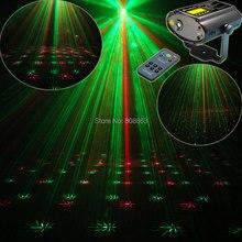 Мини Лазерный Проектор Дистанционного звезды Фейерверки Свет DJ DJ Среды бар танец Disco Party Рождество эффект Освещение Сцены Показать