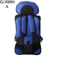 Große Sicheren Sitz Tragbare Babysitz kinder Stühle Aktualisierte Version Verdickung Schwamm Kinderautositze Kinder 76*36 cm
