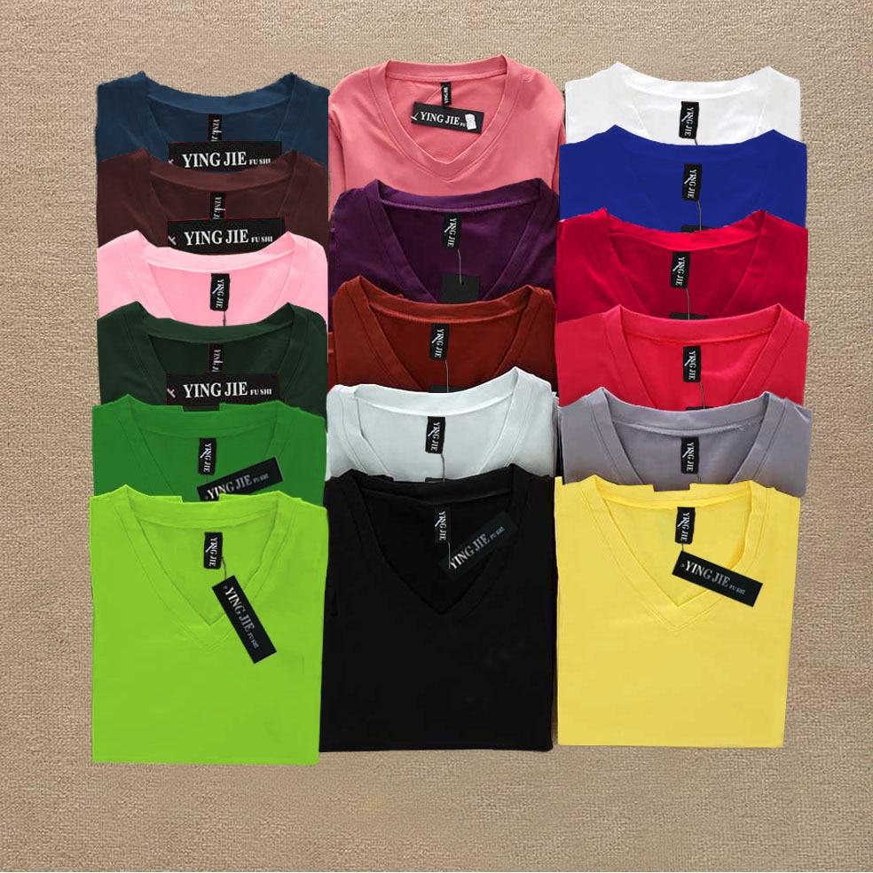 3a5dadc35 جديد 2017 الشتاء T قميص المرأة الياقة المدورة طويلة الأكمام الإناث تي شيرت  عالية مطاطا قمم المحملات الخريف الملابس الداخلية تي شيرت Camisetas
