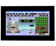 17 Industrial Panel PC i3 CPU 4GB DDR3 500GB HDD 5 w touch screen Wide Screen