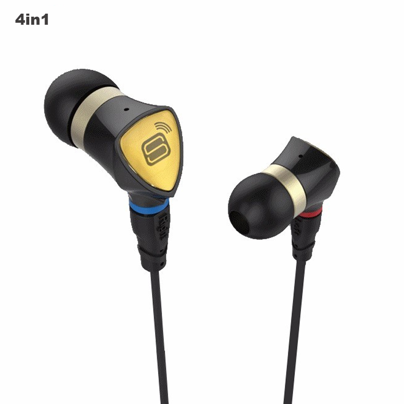 25New PIZEN SENFER 4in1 earphone and heandphone BA+Dynamic Hybrid In Ear Earphone With MMCX Interface HIFI Earbuds Headset ie800 application of legendre wavelets and hybrid functions for ie