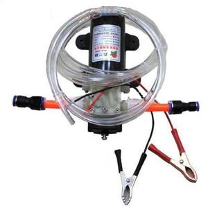 Image 5 - Bomba de aceite eléctrica profesional, Extractor de aceite de motor de combustible diésel, 12V, envío gratis 1498