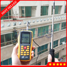 Discount! GM8903 Portable Digital Anemometer Price with Backlight Display