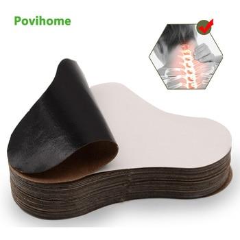 12pcs Neck Wormwood Medical Plaster Joint Ache Cervical spondylosis Pain Relieving Sticker Rheumatoid Arthritis Patch D1884