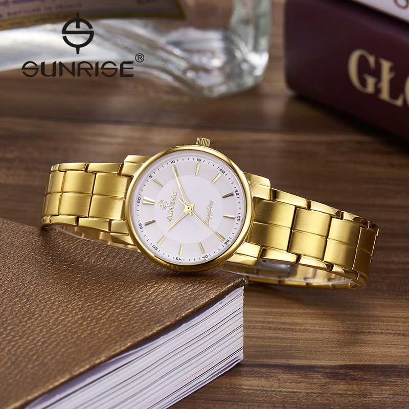 2016 Ladies Watch Vintage sapphire diamond watches luxury brand women dress watches quartz casual full steel