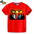 short sleeve children t shirt, boys girls t shirt kids wear heroR ultron yellow clothes hulk iron man thor captain American