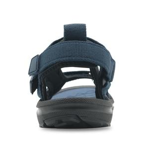 Image 3 - Apakowa Unisex Little Kid Boys Girls Summer Peep Toe Beach Walking 3 Strap Sport Sandals Child Washable Quick Drying Water Shoes
