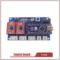 GRBL Control Board DIY Laser Engraving Machine Micro 2 Axis Stepper Motor Drive Control Board Engraving