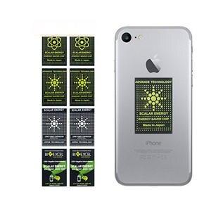 Phone-Sticker Chip-Shield Block-Stop Radiation Scalar Energy Emf-Protection Anti-Emr