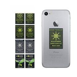 10pcs EMR Scalar Energy Phone Sticker Anti Radiation Chip Shield Keep Health Laptop Anti EMP EMF Protection for Pregnant Woman