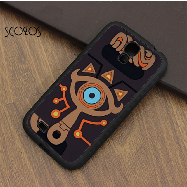 competitive price 4faa4 2a9a5 US $3.74 25% OFF SCOZOS The Legend of Zelda Breath of the Wild case cover  for samsung galaxy S3 S4 S5 S6 S7 S8 S6 edge S7 edge note 3 4 5-in Fitted  ...
