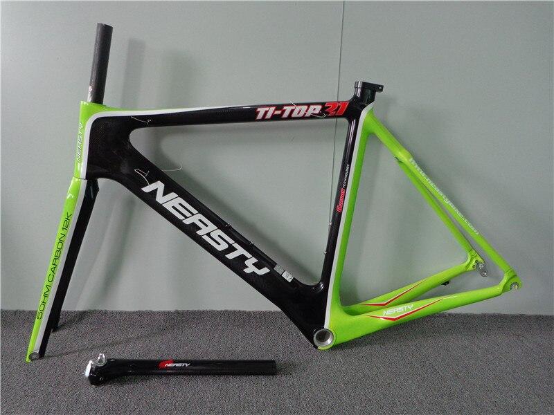 Fantástico Cuadro De La Bicicleta 54cm Bandera - Ideas ...