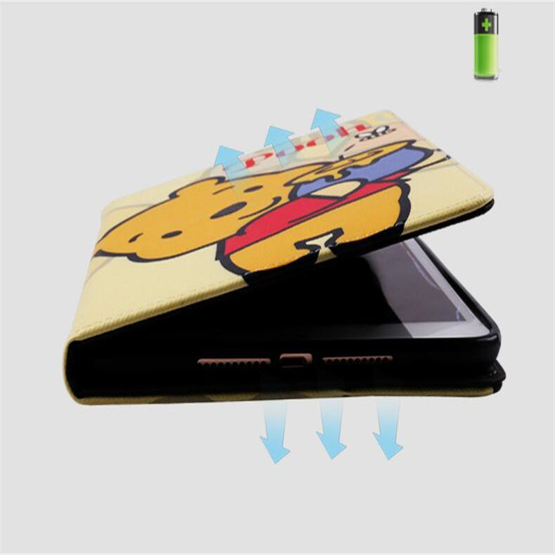Original brand quality winnie the pooh pattern tablet case for ipad original brand quality winnie the pooh pattern tablet case for ipad 234 air 12 mini 1234 pro 97 leather cover for ipad 2017 in tablets e books case voltagebd Gallery