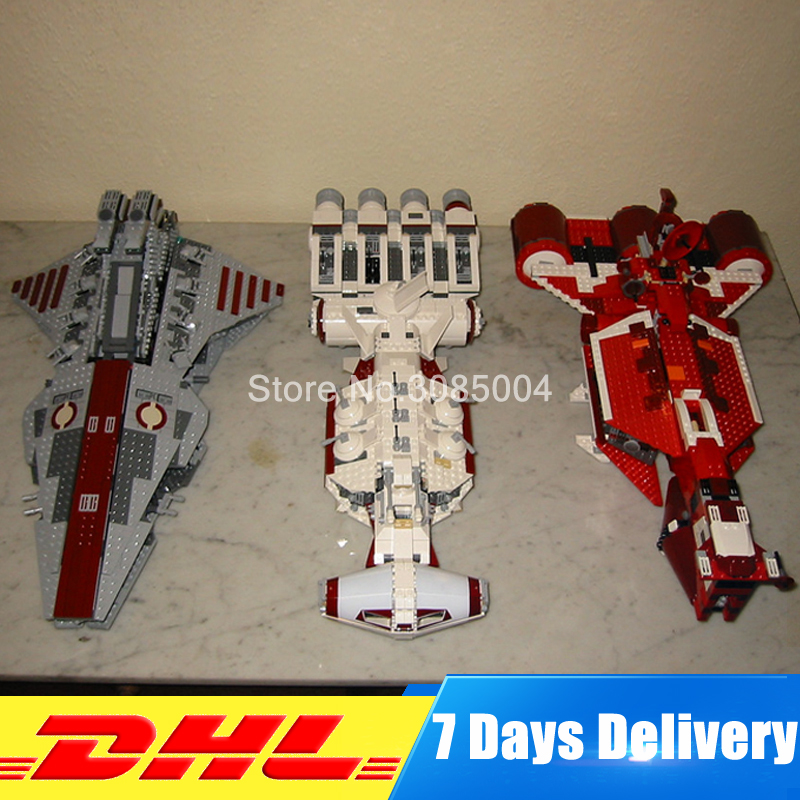 DHL Lepin Star 3pcs Series Wars 05042+ 05046+ 05070 Compatible 8039 10019 7665 Building Blocks Brick Educational Children Toys носки 3 пары infinity kids для девочки цвет мультиколор