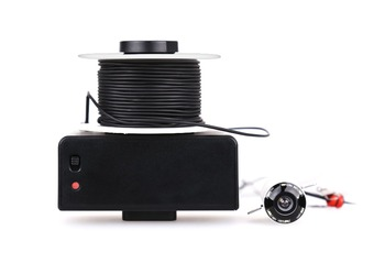 PDDHKK 4.3'' Inch Wifi Underwater Fish Finder DVR Video Recording&Photo Taking 140 Degree Angle Fishing Camera IR Night Vision