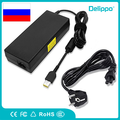 DELIPPO 20V 6.75A 135W Laptop Ac Adapter Charger for Lenovo IdeaPad Y50 ADL135NDC3A 36200605 45N0361 45N0501 Y50-70-40 t540p 135w 20v 6 75a laptop charger adapter power for lenovo ideapad z710 thinkpad t440p t450p adl135nlc3a