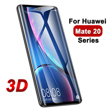 3D Curved Protective Glass On For Huawei Mate 20 Lite Tempered Glas Mate20 Pro 20lite Glas Full Cove