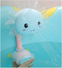 Sunflower Bathtub Shower Toy