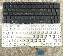 Russia New  Keyboard FOR Clevo M1110 W110ER M1111 M1115 M11X  RU laptop keyboard DNS VNB109 6-80-m1100-282-1