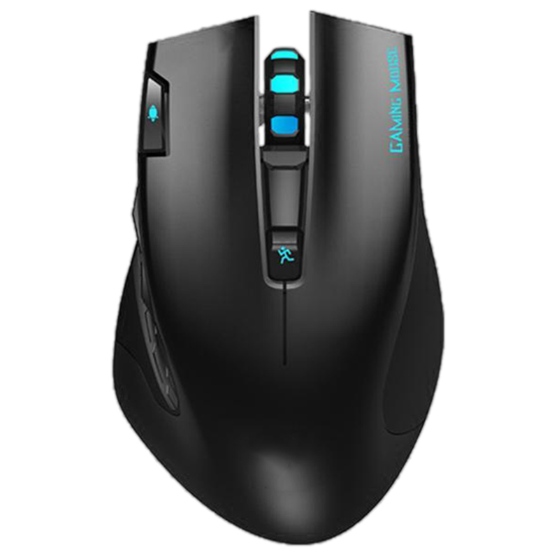 I750 Wireless Gaming Mouse Optical Ergonomic Mouse Professional Portable Mini Usb Mouse Game Computer Pc Laptop(China)