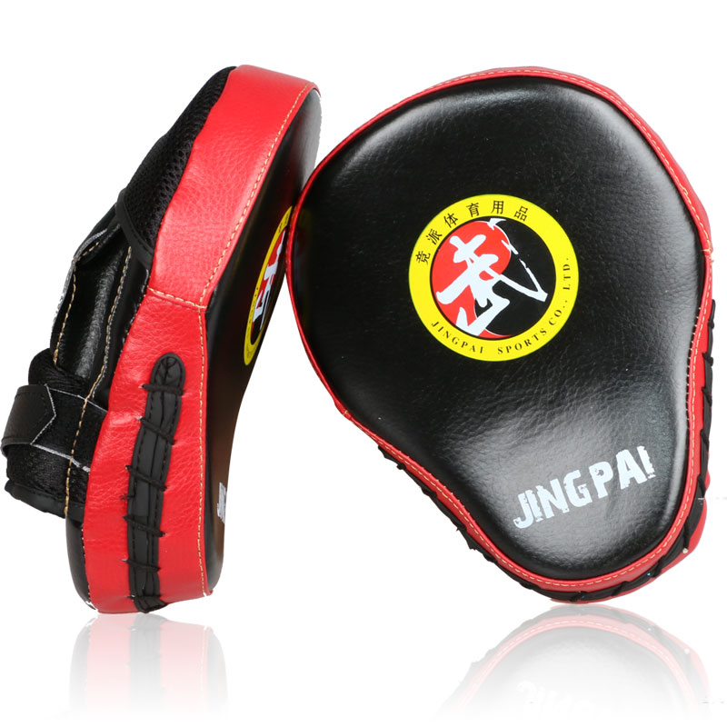 High Quality PU Foam Boxer Target Pads Boxing Gloves Focus Mitts for Muay Thai Kick Boxi ...