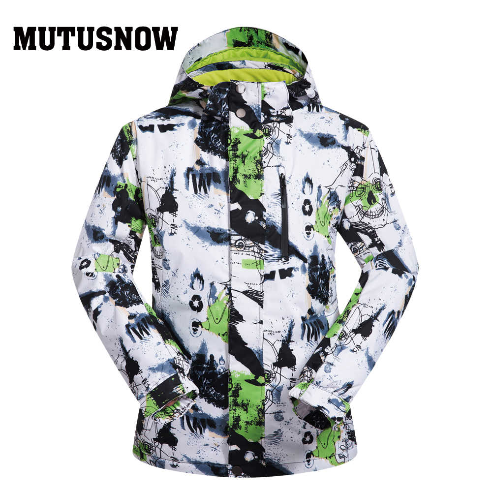 Ski Jacket Men 2019 New Snow Windproof Waterproof Breathable Male Clothes Teenagers Winter Hiking Coat Snowboard Jacket Brands