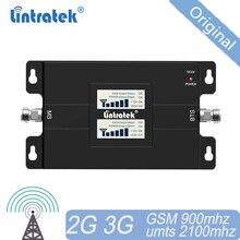 Gratis Verzending Cellular Signal Booster 3G Signaal 900 2100 GSM UMTS Versterker Dual Band Repeater GSM900 WCDMA 3G booster 2G #15