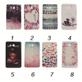Soft Silicon TPU Case For Samsung Galaxy Tab 3 Lite 7.0 T110 T111 T115 T116 SM-T110 Back Cover Tablet Painted Skin Protect Shell