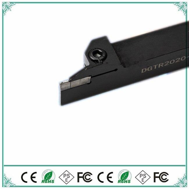 Nouveau produit couteau, DGTR2020-2T18, DGTR2020-3T20, pour ISCAR DGN3003/DGN2002, tournage externe, rainurage, découpe,