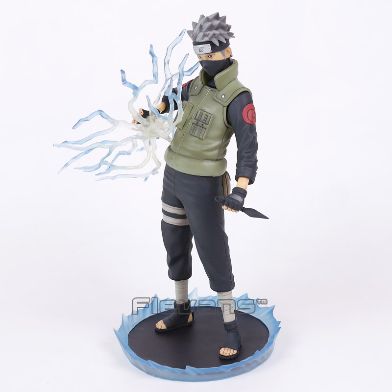 Naruto Hatake Kakashi Standard Ver 1 6 Scale Statue PVC Action Figure Collectible Model Toy