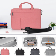 Laptop Bag 13 14 15.4 15.6 Inch Waterproof Notebook Case for Xiaomi Acer Macbook Air Pro Laptop Shoulder Handbag Briefcase Men