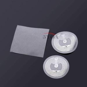 Image 2 - 10pcs NFC TAG Sticker 13.56MHz 213 Universal Label RFID Tag  Badge  Key Tags Ultralight Token Patrol