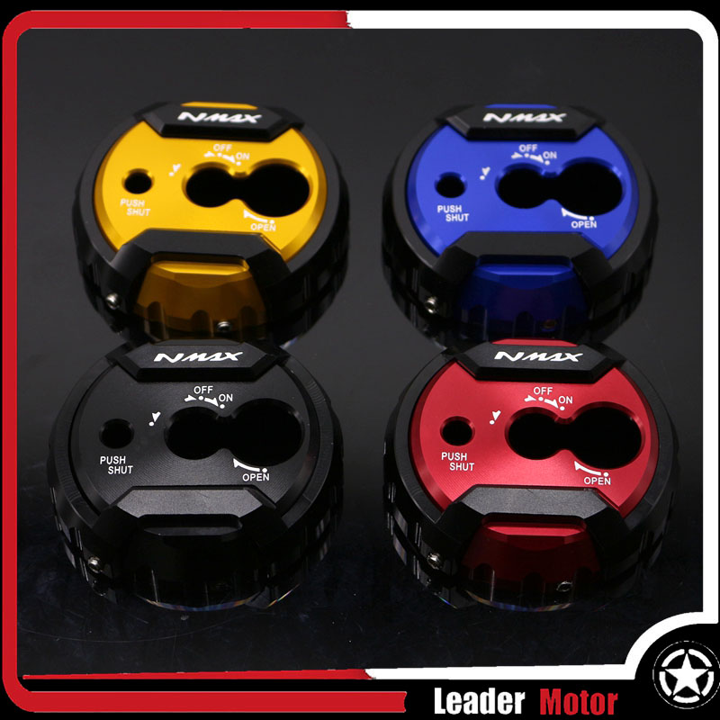 Fit For YAMAHA NMAX 155 N-MAX155 N-MAX 155 NMAX 125 N-MAX 150 2015-2019  Scooter Accessories SEAT LOCK COVER CAP