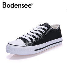 BODENSEE Women Canvas Shoes Women FashionSummer Casual Sneak