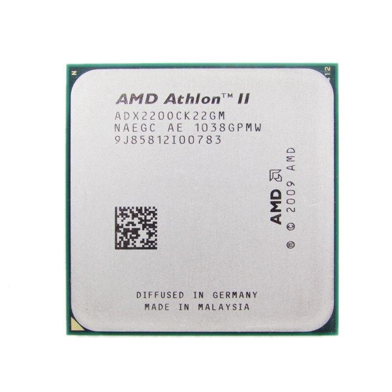 Resultado de imagen para Procesador Amd Athlon Ii X2 2.8ghz 220 Am2+ Am3