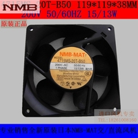Original NMB Blowers 4715MS 20T B50 1238 200V axial fans