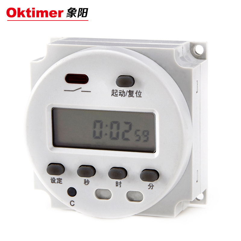 все цены на Enable loop time switch controller CN102 OKtimer 220V 24V 12V with English panel