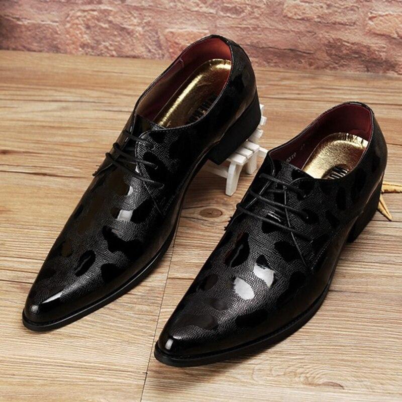 Online Get Cheap Mens Designer Dress Shoes Gold Toe -Aliexpress ...