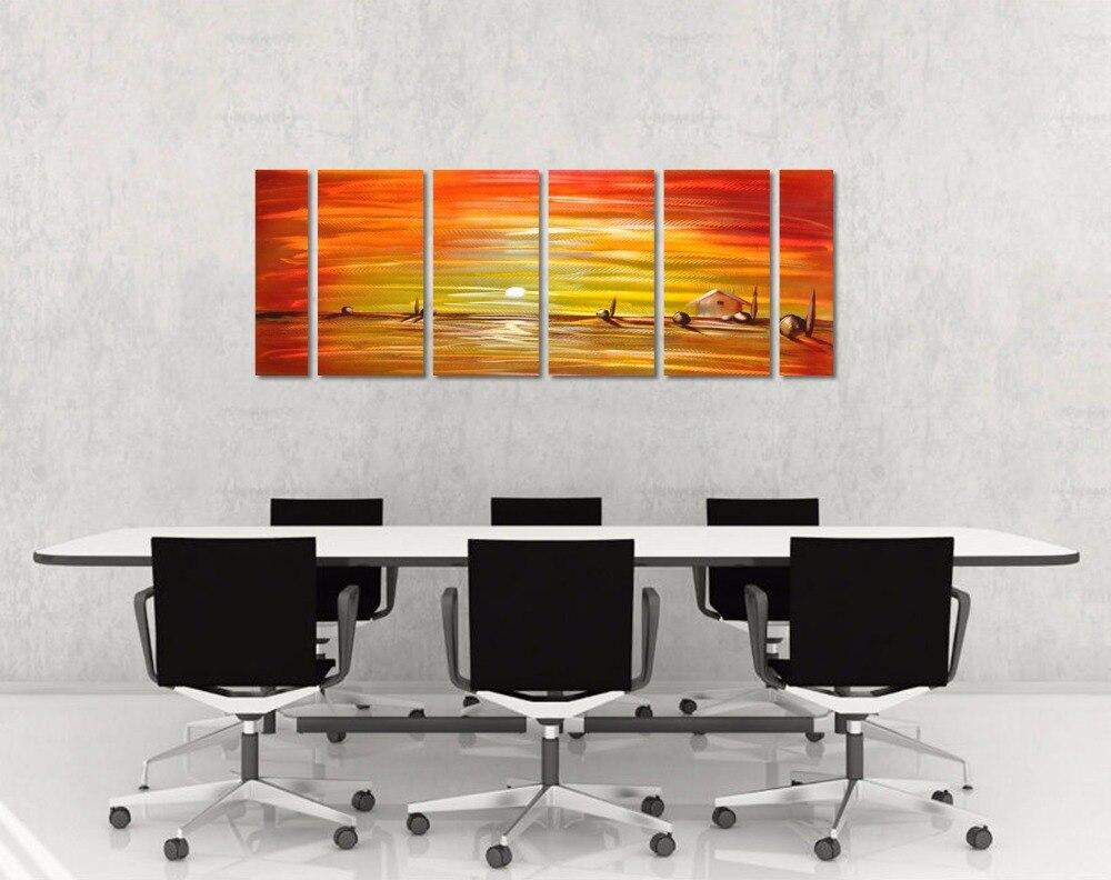 Metal Abstract Wall Art online get cheap large metal wall art -aliexpress | alibaba group